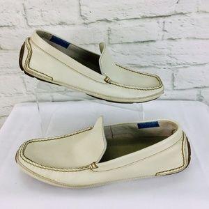 ROCKPORT Washable Footwear Mens 13 M Ivory Leather